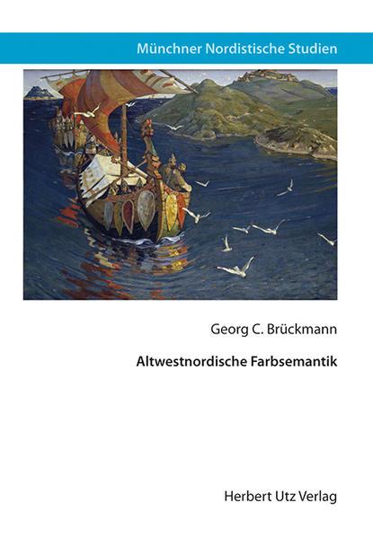 Altwestnordische Farbsemantik - Coverbild
