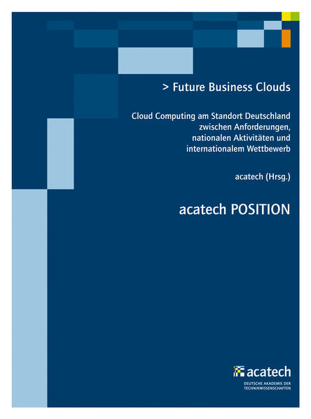 Future Business Clouds - Coverbild