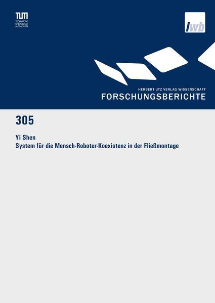 System für die Mensch-Roboter-Koexistenz in der Fließmontage - Coverbild