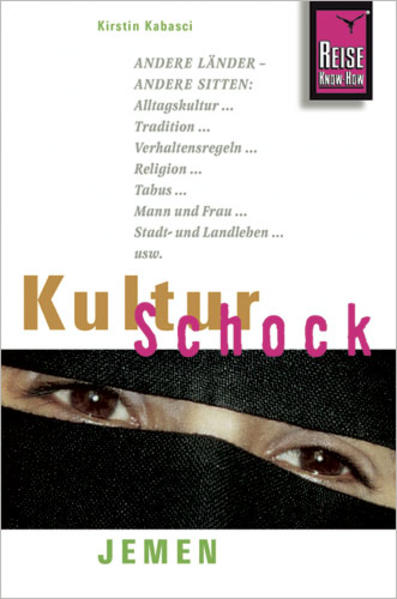 Reise Know-How KulturSchock Jemen - Coverbild