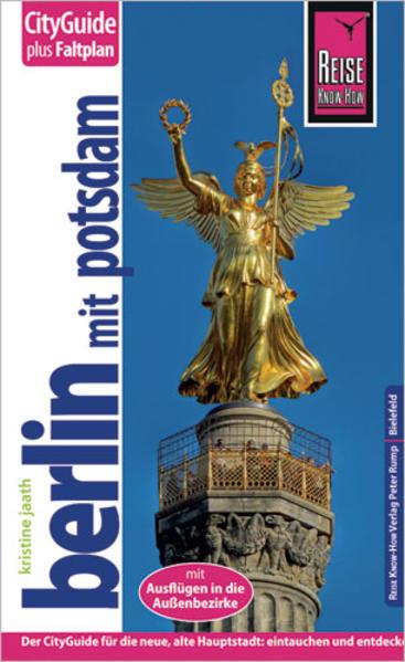 Reise Know-How CityGuide Berlin mit Potsdam - Coverbild