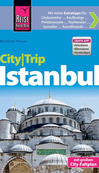 Reise Know-How CityTrip Istanbul - Coverbild