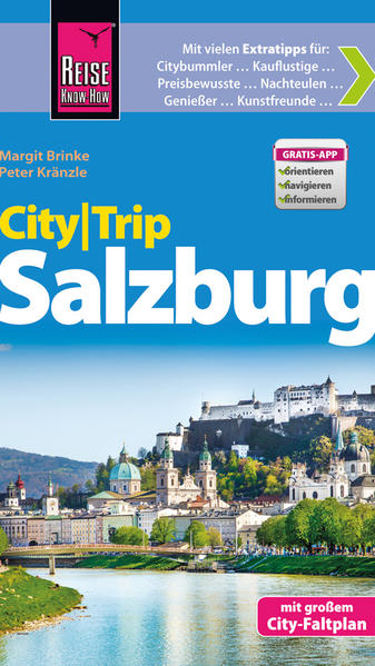 Reise Know-How CityTrip Salzburg - Coverbild