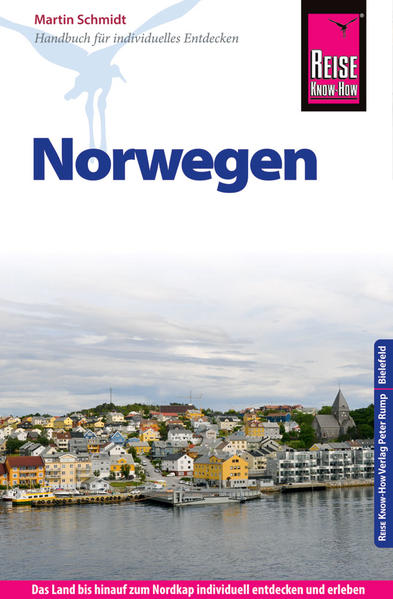 Kostenloser Download Reise Know-How Norwegen PDF