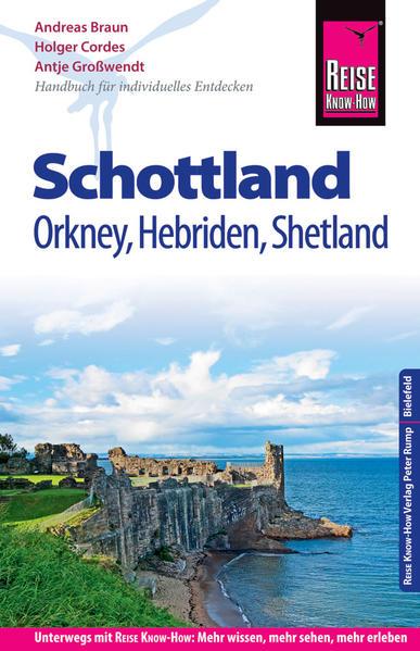 Reise Know-How Schottland – mit Orkney, Hebriden und Shetland - Coverbild