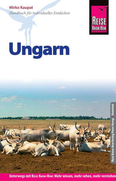 Reise Know-How Ungarn - Coverbild