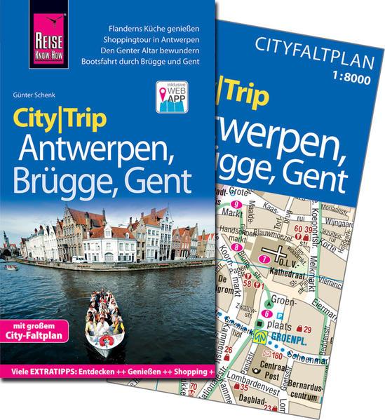Kostenloses PDF-Buch Reise Know-How CityTrip Antwerpen, Brügge, Gent