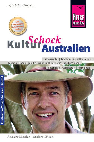 KulturSchock Australien - Coverbild