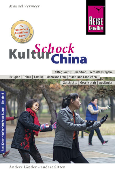 Reise Know-How KulturSchock VR China / Taiwan - Coverbild