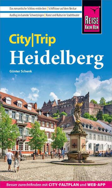 Reise Know-How CityTrip Heidelberg - Coverbild