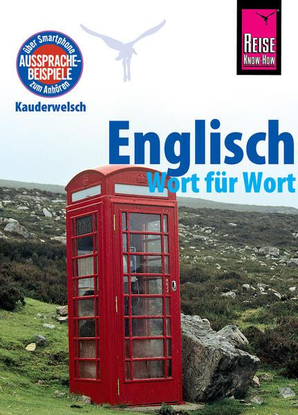 Reise Know-How Kauderwelsch Englisch - Wort für Wort: Kauderwelsch-Sprachführer Band 64 - Coverbild
