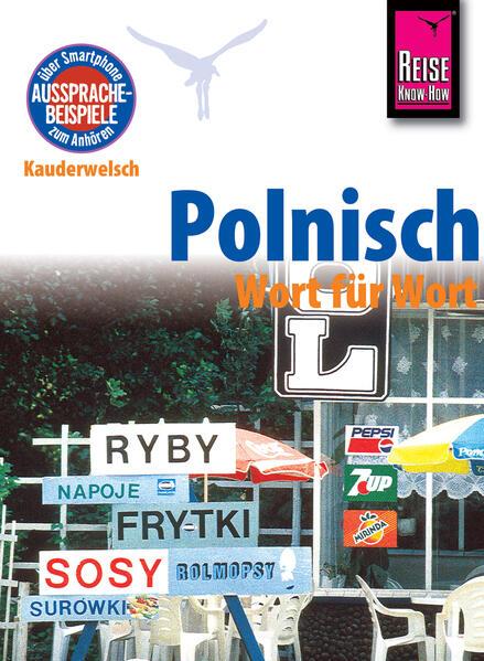 Reise Know-How Sprachführer Polnisch - Wort für Wort: Kauderwelsch-Band 35 - Coverbild