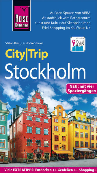 Reise Know-How CityTrip Stockholm - Coverbild