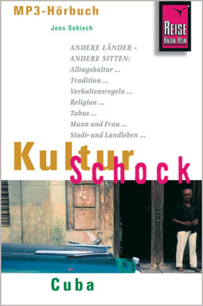 Reise Know-How Hörbuch KulturSchock Cuba - Coverbild