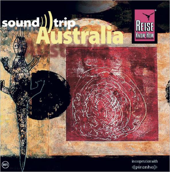Reise Know-How SoundTrip Australia - Coverbild