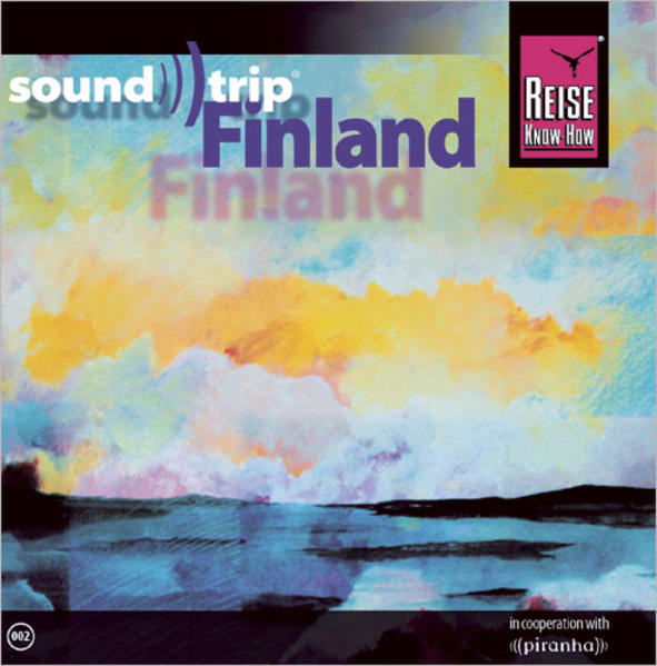 Reise Know-How SoundTrip Finland - Coverbild