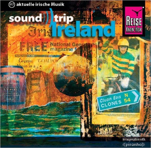 Reise Know-How SoundTrip Ireland - Coverbild