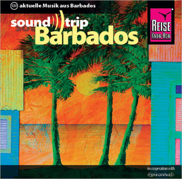 Reise Know-How SoundTrip Barbados - Coverbild
