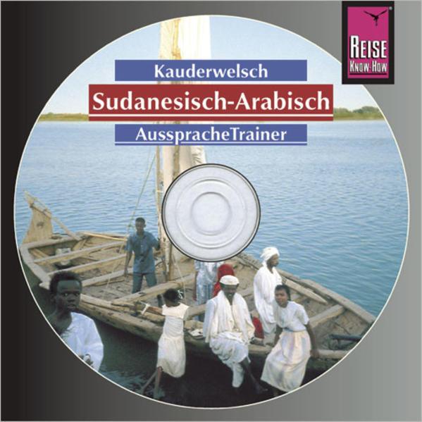 Reise Know-How Kauderwelsch AusspracheTrainer Sudanesisch-Arabisch (Audio-CD) - Coverbild