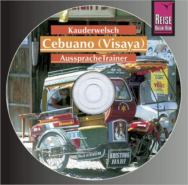 Reise Know-How Kauderwelsch AusspracheTrainer Cebuano (Visaya) (Audio-CD) - Coverbild
