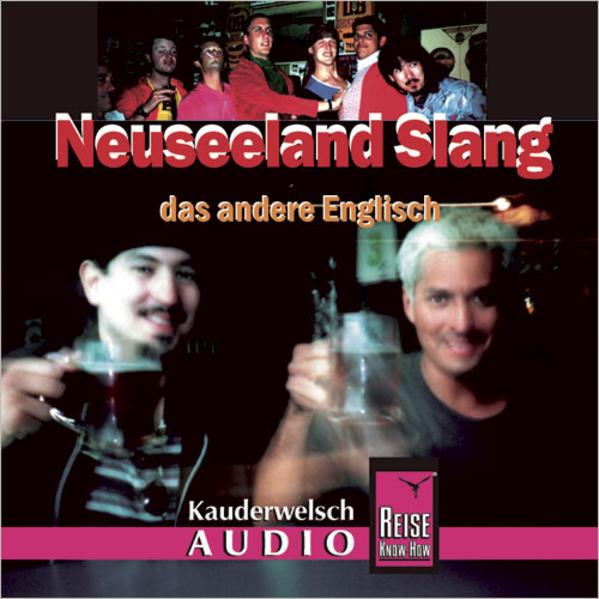 Reise Know-How Kauderwelsch AUDIO Neuseeland Slang (Audio-CD) - Coverbild
