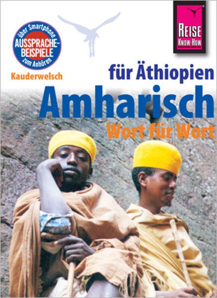 Reise Know-How Sprachführer Amharisch für Äthiopien - Wort für Wort - Coverbild