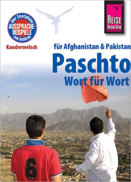 Reise Know-How Sprachführer Paschto für Afghanistan und Pakistan - Wort für Wort - Coverbild