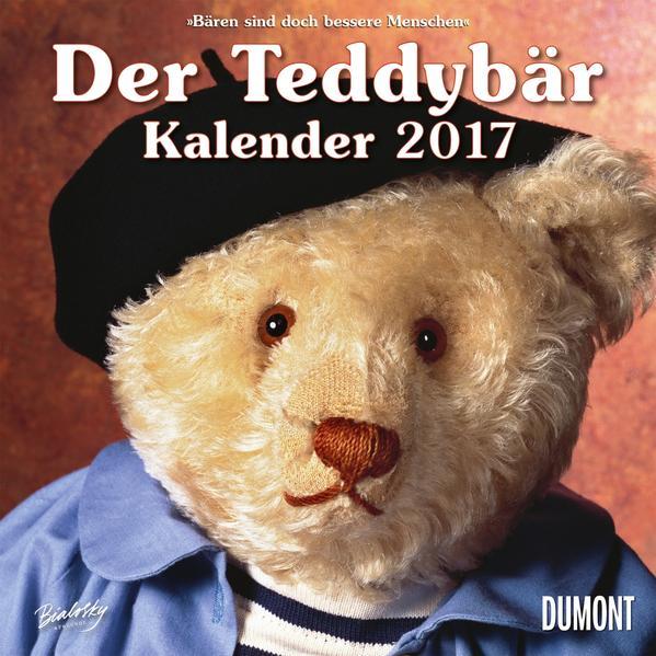 Der Teddybär 2017 - Coverbild