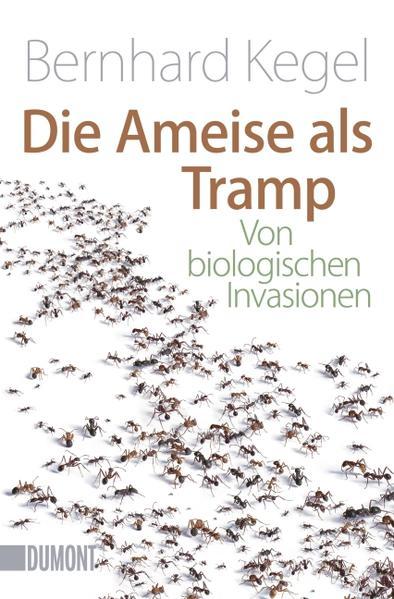 Die Ameise als Tramp - Coverbild