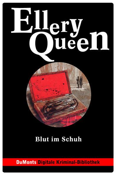 Blut im Schuh – DuMonts Digitale Kriminal-Bibliothek - Coverbild