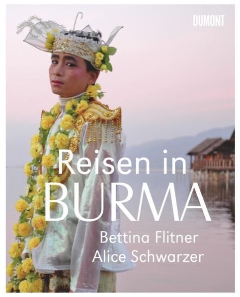 Reisen in Burma - Coverbild
