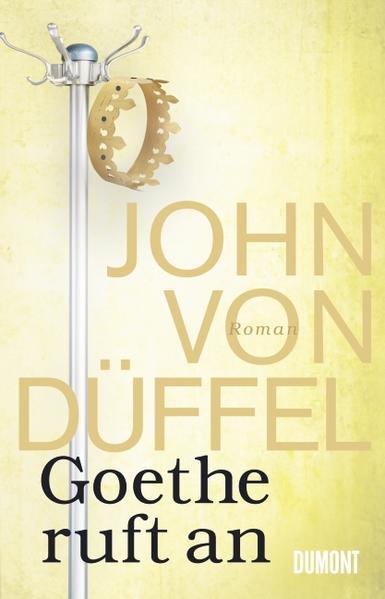 Goethe ruft an - Coverbild