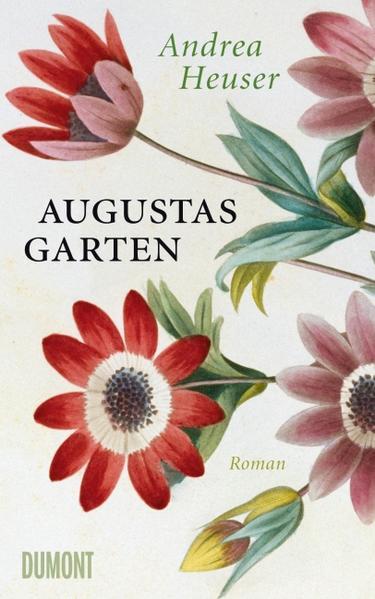 Augustas Garten - Coverbild