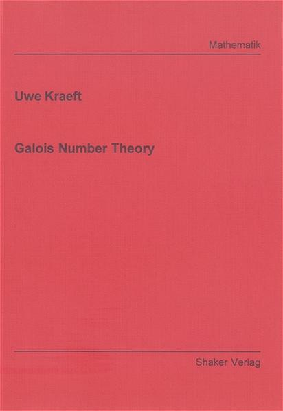 Galois Number Theory - Coverbild