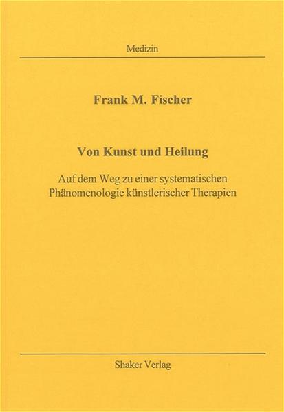 Von Kunst und Heilung - Coverbild