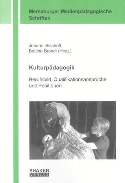 Kulturpädagogik - Coverbild