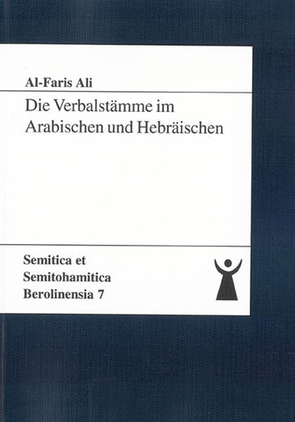 Die Verbalstämme im Arabischen und Hebräischen - Coverbild