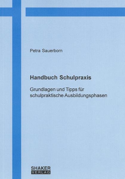 Handbuch Schulpraxis - Coverbild