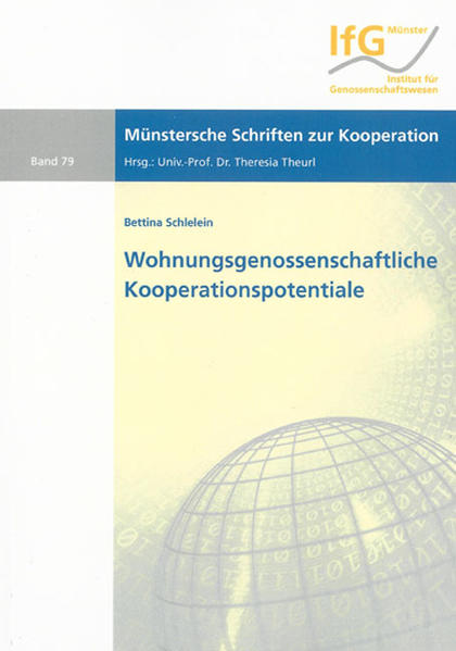 Wohnungsgenossenschaftliche Kooperationspotentiale - Coverbild