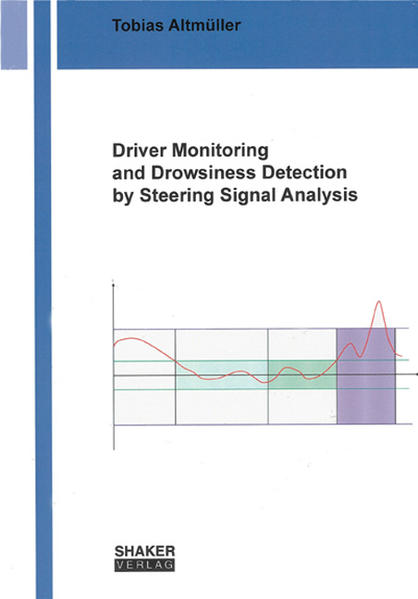 Driver Monitoring and Drowsiness Detection by Steering Signal Analysis - Coverbild