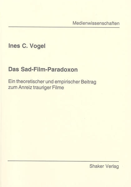 Das Sad-Film-Paradoxon - Coverbild