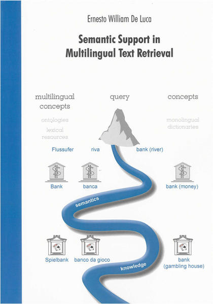 Semantic Support in Multilingual Text Retrieval - Coverbild