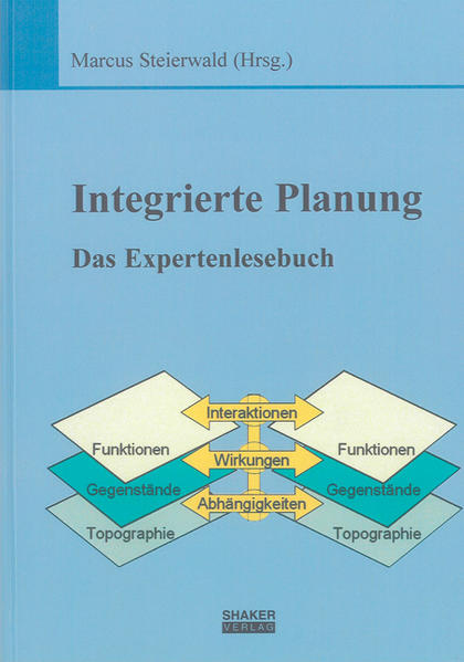 Integrierte Planung - Coverbild