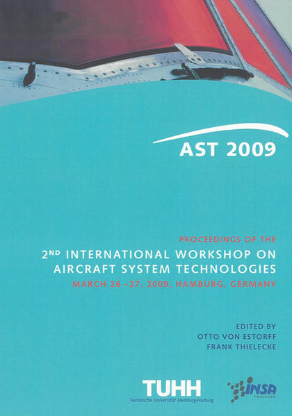 Proceedings of the 2nd International Workshop on Aircraft System Technologies - Coverbild