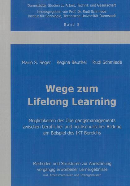 Wege zum Lifelong Learning - Coverbild