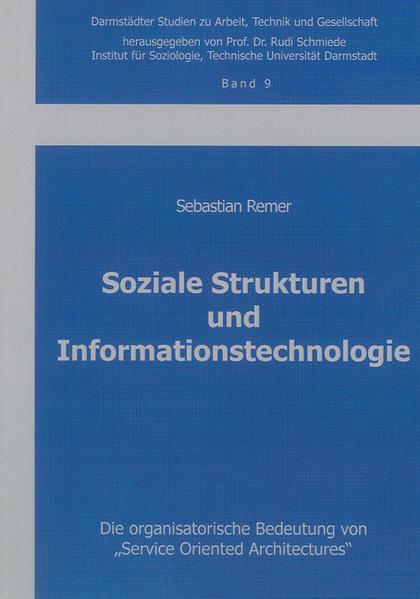 Kostenloser Download Soziale Strukturen und Informationstechnologie PDF
