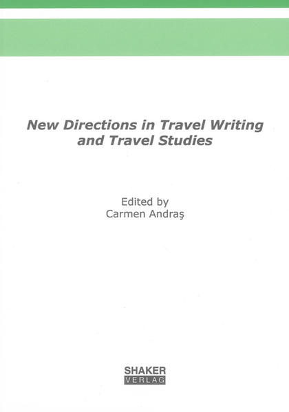 New Directions in Travel Writing and Travel Studies - Coverbild