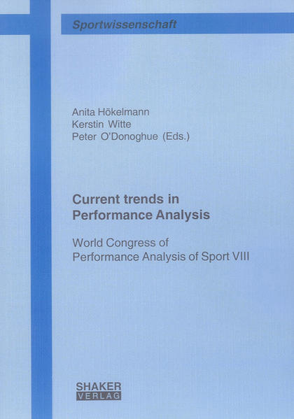 Current trends in Performance Analysis - Coverbild