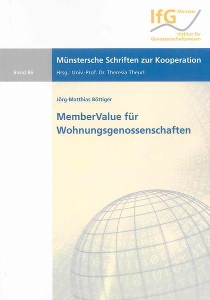MemberValue für Wohnungsgenossenschaften - Coverbild