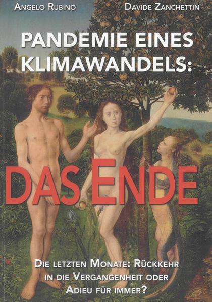 PANDEMIE EINES KLIMAWANDELS: DAS ENDE - Coverbild